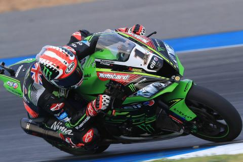 Rea back to winning ways in Thailand