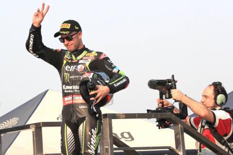 Rea on future: World Superbike ticks all the boxes