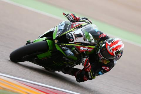 Aragon - Free practice results (4)