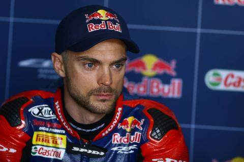Camier suffers chest injury, rib fractures in nasty Aragon fall