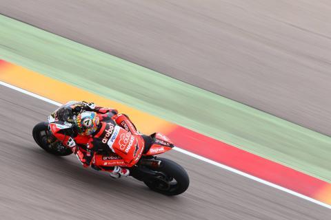 Aragon - Race results (2)
