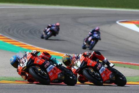 Yamaha laments performance gap to World Superbike leaders
