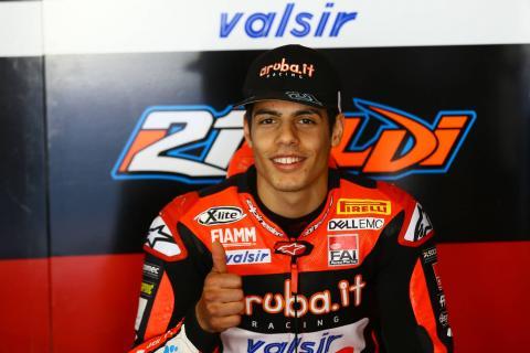 Rinaldi confirms Barni Ducati deal for 2019