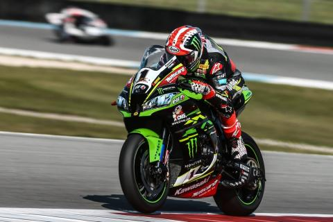 Rea maintains Assen dominance to equal Fogarty record