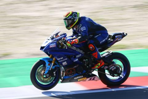 Cortese sets lap record for Assen pole