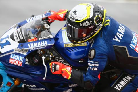 Cortese in control at Donington Park to take points lead