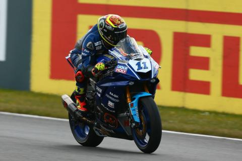Cortese carries form to lead in Brno