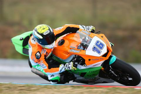 Cluzel edges out Cortese for Brno victory