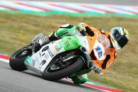 Cluzel keeps clear of Cortese