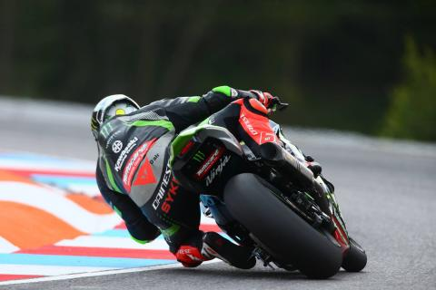 Brno - Full Superpole qualifying results