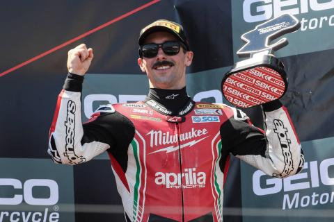 Laverty: That monkey is off my back