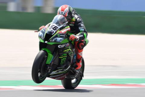 Misano - Full Superpole qualifying results