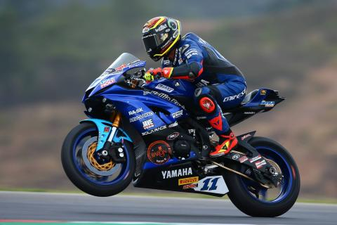 Portimao - Warm-up results