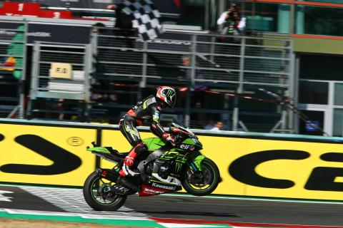 Magny-Cours - Warm-up results