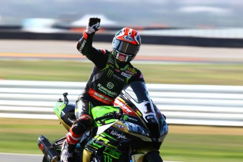 Rea dominates for first-ever Argentina victory