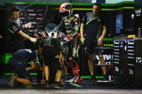 Qatar WorldSBK - Warm-up results