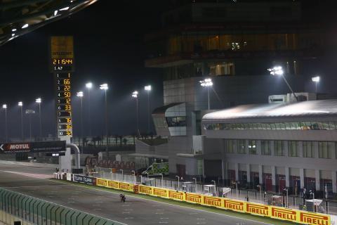 Qatar WorldSBK race two cancelled