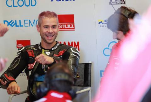 Bautista to test Ducati MotoGP bike