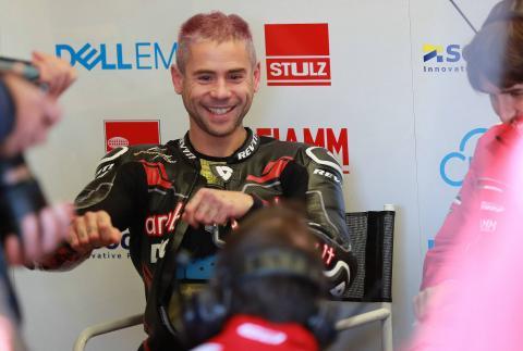 Bautista explains MotoGP to World Superbike transition