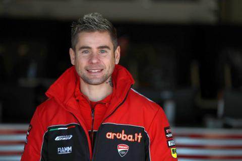 Bautista fastest on opening day of Phillip Island test