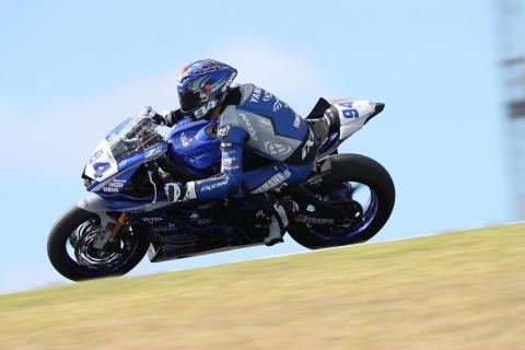 Magny-Cours WorldSSP - Free Practice Results (1)