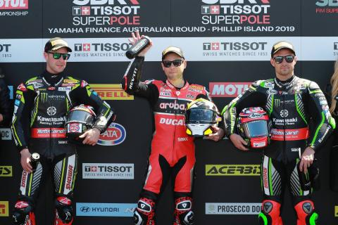 World Superbike amends sprint race rules