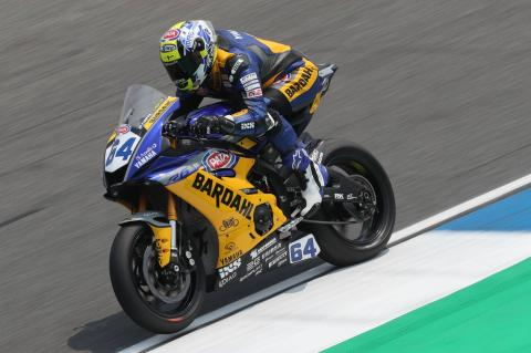 Thailand - Free practice results (3)