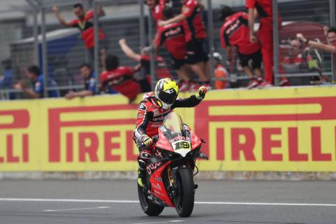 Unstoppable Bautista hits World Superbike for six