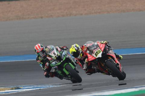Rea: Second place the best we could hope for