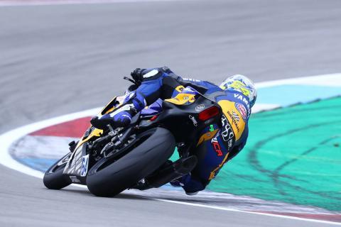Caricasulo picks his moment in Assen last-lap showdown