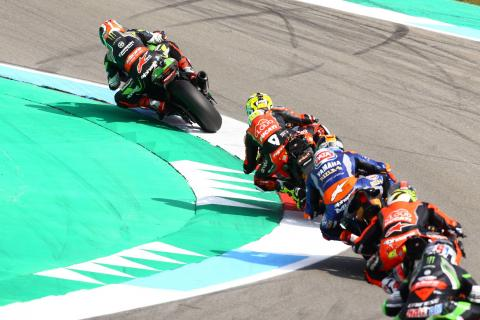 Bautista: I didn't expect to see Rea ahead of me