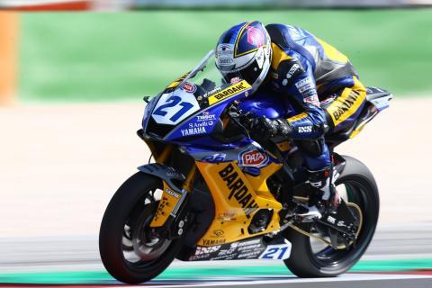 Krummenacher beats Caricasulo in last-lap scrap at Misano
