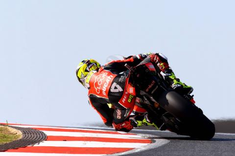 Bautista fights back, Rea retains top spot overall