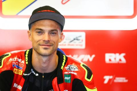 "Camier targets Phillip Island return from ""very complicated"" injury"