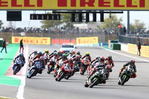 Jaringan World Superbike 2020 sejauh ini…