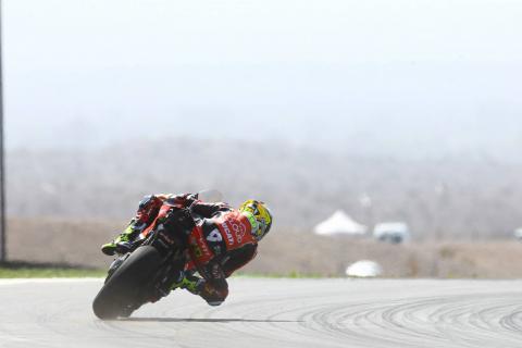 WorldSBK riders critical of 'dangerous' Argentina track