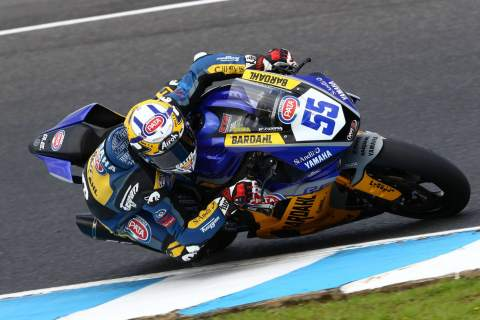 Flawless Locatelli does the double in Jerez masterclass