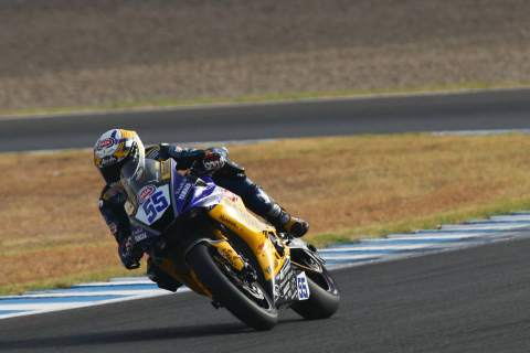 Locatelli eases to second straight WorldSSP win in Jerez