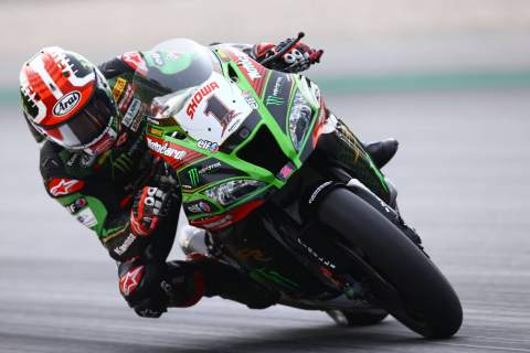 WorldSBK Magny-Cours, France - Free Practice Results (1)