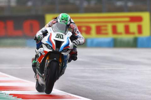 WorldSBK Magny-Cours, France - Superpole Qualifying Results