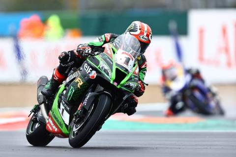 WorldSBK Magny-Cours, France - Superpole Race