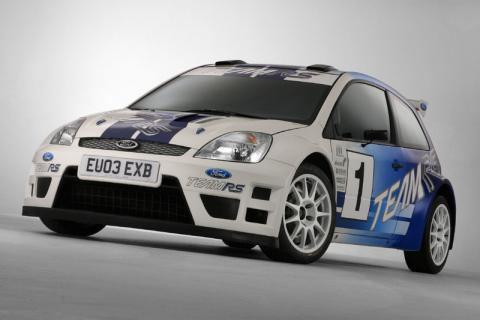 Ford Focus RS WRC 06 - from concept to reality.
