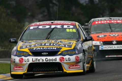 Lowndes' breakthrough Gold Coast victory