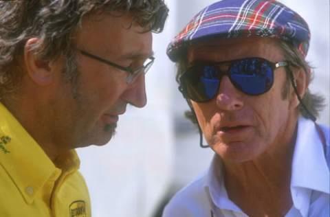 Jackie Warns Rubens Against Ferrari Move.