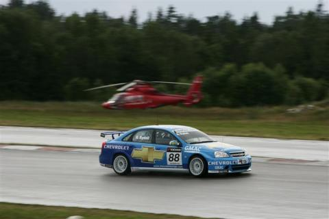 Anderstorp 2007: Rydell leads Chevy 1-2-3.