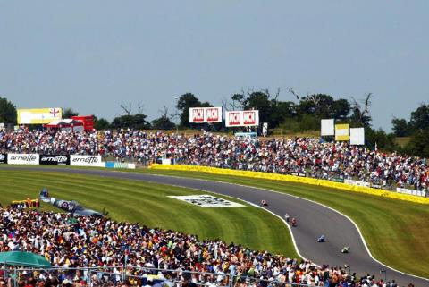 Chaz offers VIP tickets for Donington.
