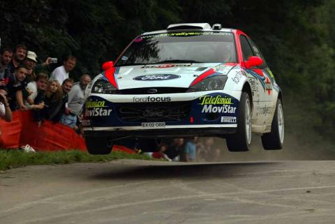 Colin McRae MBE: The passing of a legend.