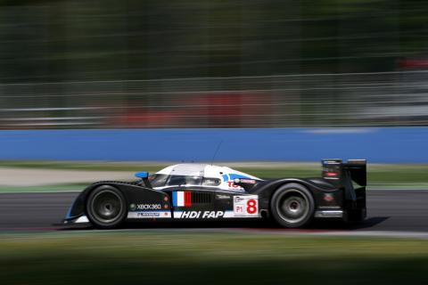 Monza 2008: Peugeot takes contentious win.