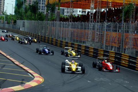 Provisional programme - 50th Macau Grand Prix.