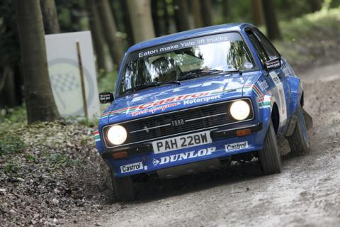 Ford Escort - the rally car dreams are made of.